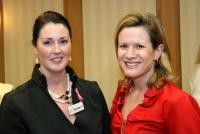 Naomi Fitzgibbon and Sarah Tierney