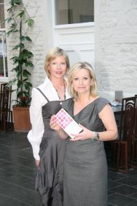 Emma Hannigan & Cathy Kelly