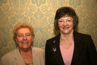 Betty Watson and Deirdre O'Connell: Betty Watson and Deirdre O'Connell