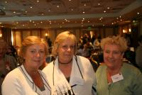 Frances Fitzgerald, Joan Walsh and Betty Watson