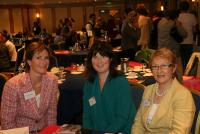 Rebecca O'Malley, Trudy Doyle and Mary O'Brien