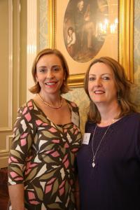Marie Ennis and Dympna Watson