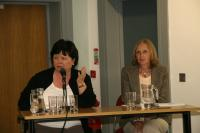 Mary Harney & Christine Murphy Whyte