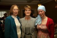 Christine, Marie Murphy & Charlotte Coleman Smith